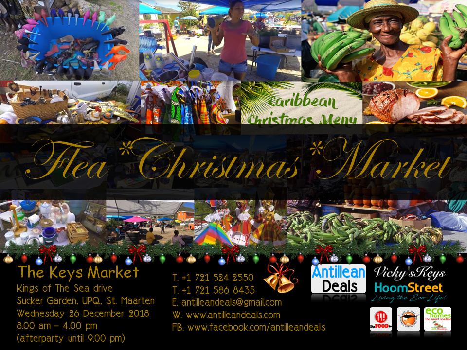The Keys Market – St. Maarten