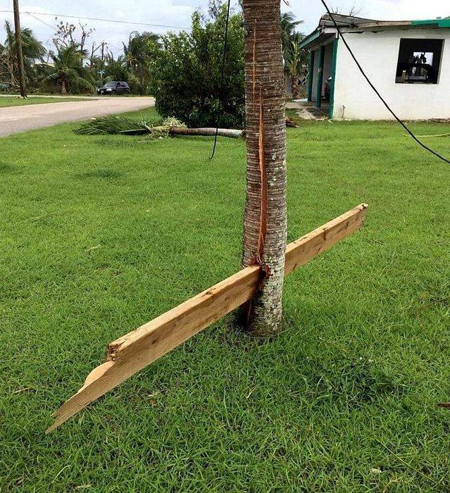 One year after Hurricane Irma, St Martin FWI struggles to recover